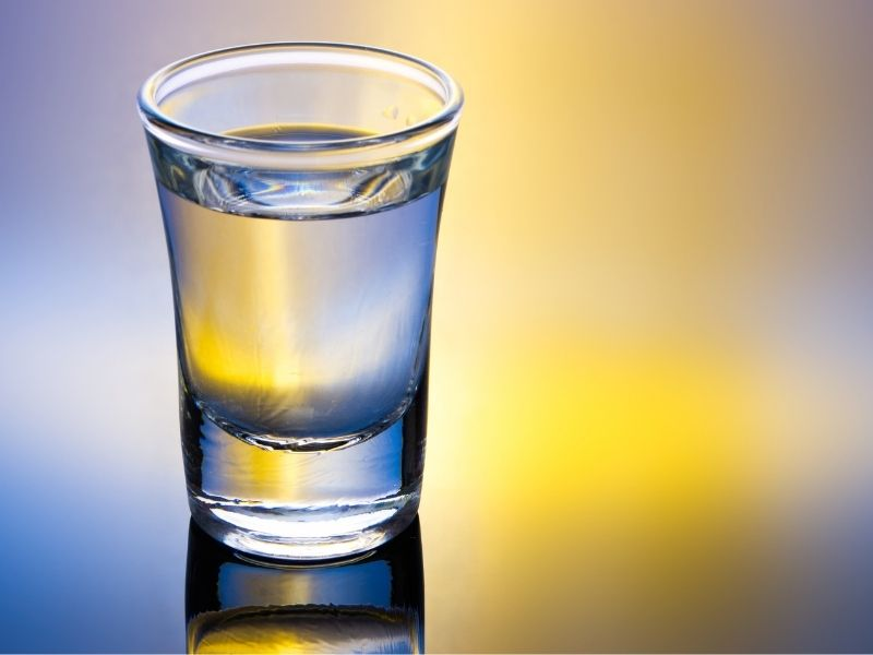 CBD Shot Drink