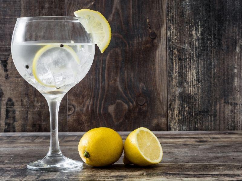 CBD-laxing Gin & Tonic