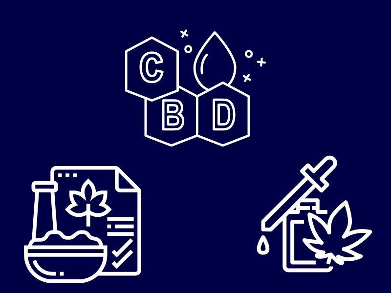 CBD From Hemp Vs CBD From Marijuana