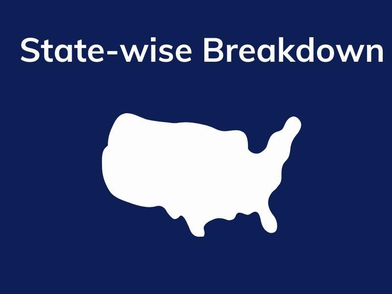 State-wise Breakdown