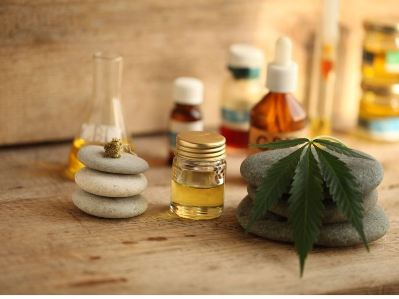 CBD Products For Massage