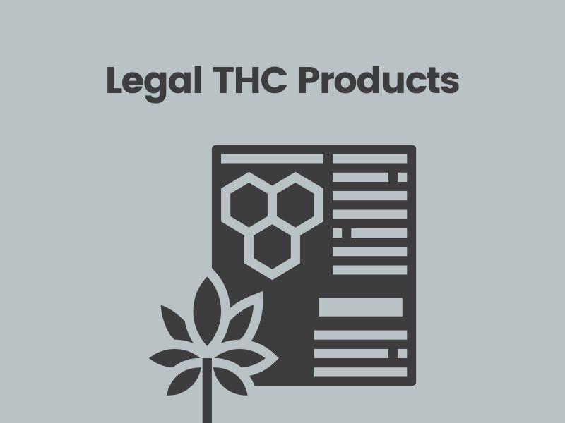Legal THC Products