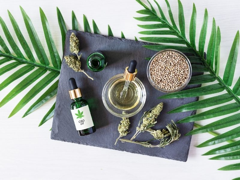 experience The Goodness of CBD